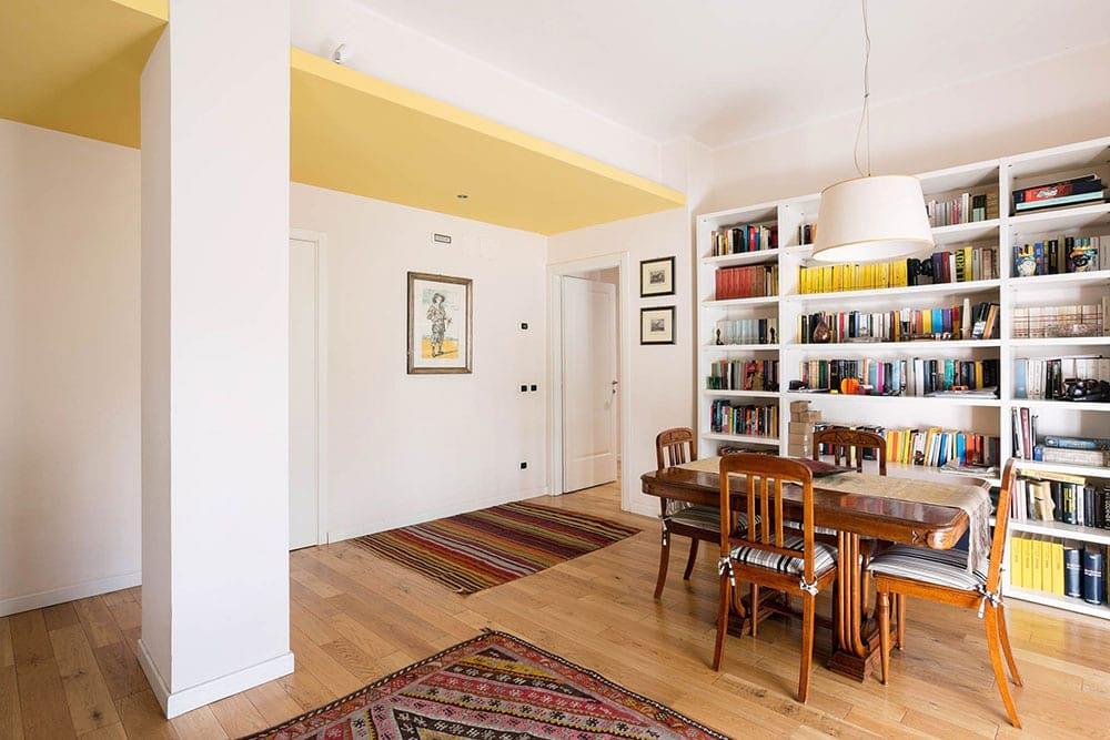 Ristrutturazione appartamento di Lorenzo e Federica